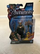 Hasbro Marvel Avengers Movie 4 in Action Figure Cosmic Spear Loki