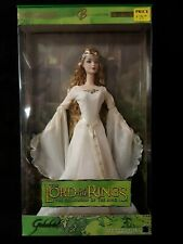 SHOES BARBIE DOLL THE LORD OF THE RINGS GALADRIEL GODDESS CREAM FLATS ACCESSORY