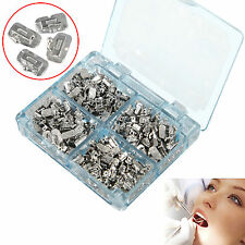 50Sets Dental Buccal Tube 1st Molar Bondable Non-Convertible Roth 022 Monoblock#