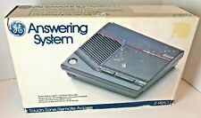 NEW! GE Touch Tone Remote Access Answering Machine System 2-9810 NOS