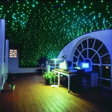 200pcs Glow In The Dark Étoiles Moon Wall Stick Chambre Chambre Décoration Salle