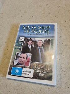 Midsomer Murders - Death in a Chocolate Box DVD PAL Region 2 & 4