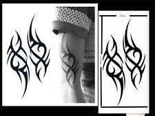Einmal-Tattoo Temporary Tattoo  wasserdicht  100*160 mm  Neu