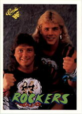 1990 Classic WWF #134 The Rockers