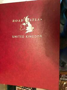 Road atlas- united kingdom hardback