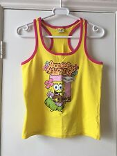 Nickelodeon SpongeBob yellow top size 14- 15 years