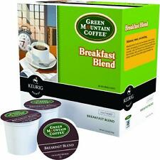 10 Cases Keurig K-Cup Green Mountain Breakfast Blend Coffee 18 Cups/Case