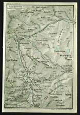 Antica=Topografica=CORTINA_TRENTINO= Scala1:10000.1907.