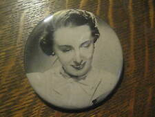 Mid Century Female Fashion Model Nail Polish 1948 Advertisement Lipstick Mirror