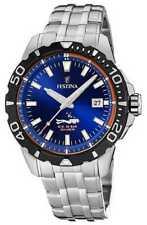Festina | Duikers Voor Heren | Roestvrij Stalen F20461/1 Horloge