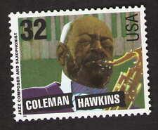 US. 2983. Coleman Hawkins (1904-69). American Jazz Musician. Mint. NH