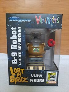 NIB DIAMOND SELECT TOYS VINIMATES LOST IN SPACE: B9 ROBOT SDCC EXCLUSIVE FIGURE
