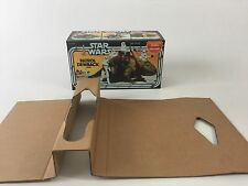 brand new star wars collector series dewback box and inserts