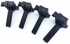 NEW 03-11 IGNITION COIL SET OF 4 SAAB 9-3 9-3X WAGON CADILLAC BLS TURBO H6T60271