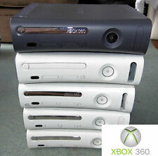 Joblot of 5 Faulty Microsoft XBOX 360 Consoles (not working, spares or repair)