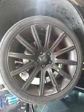 "CHRYSLER 300C SRT DESIGN 20"" Inch Alloy Wheels&Tyres 5x115 Hemi Srt 3.0 Crd"