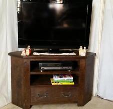 Handmade Solid Wood Corner Units Stands
