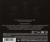 "IMMORTAL ""THE SEVENTH DATE OF BLASHYRKH"" CD+DVD NEU"