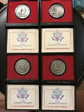 America's First Medals - Lot of 4