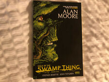 Saga of the Swamp Thing by Alan Moore (2012, Trade Paperback)
