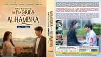 Memories of the Alhambra (Chapter 1 - 16 End) ~ All Region ~ Brand New & Seal ~