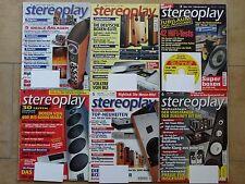 stereoplay 1999 - 2002  Einzelverkauf, Preis pro Heft