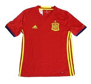 Spanien Trikot Adidas Home 2016 Spain Kindergröße 128 140 152 164 176