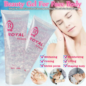 300g RF IPL Facial Gel Whitening Ultrasound Cavitation Slimming Firming Lifting~