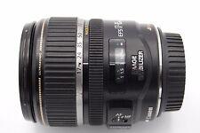 Canon EF-S 17-85mm f/4-5.6 Image Stabilized USM SLR Lens