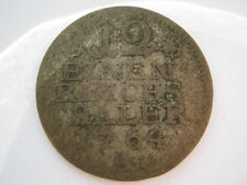 German States Prussia 1764 A 1/12 Thaler