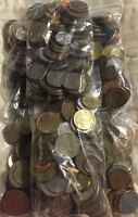 NEARLY 1 POUND OF NICE WORLDWIDE COINS - CIRCULATED & UNCIRCULATED