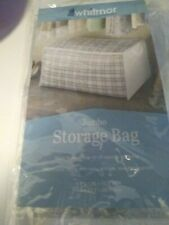 Jumbo Vinyl Storage Bag by Whitmor