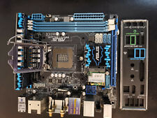 For Asus P8Z77-I DELUXE Intel Motherboard, Mini-ITX LGA1155, DDR3 17*17