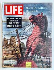 LIFE Magazine - January 18 1963 - Greece  Myths, Gods, Heroes - Coca Cola Ad