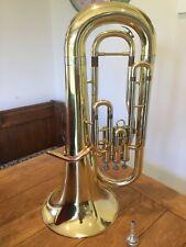 More details for john packer jp174 euphonium 3 valve with case