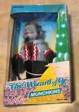 The Wizard of Oz Munchkins WINGED MONKEY 1988 NEW in box