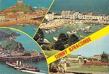 B96750 sunny ilfracombe ship bateaux   uk