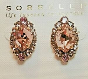 "*NEW*  &  *RETIRED*  ~ Sorrelli ~ "" BEACH COMBER "" ~ earrings ~ BEAUTIFUL !!!!"