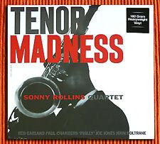 SONNY ROLLINS   - TENOR MADNESS  180g Audiophile  Vinyl LP  SEALED