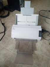 Fujitsu fi-5530C Auto Feed Document Scanner Duplex Color