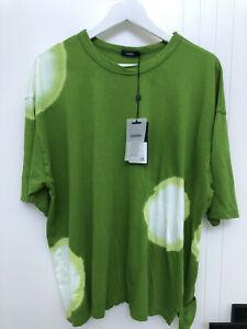 Bassike radial dye t.shirt