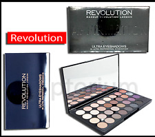 Makeup Revolution London Ultra 32 Tonalità Eyeshadow Palette affermazione Natale