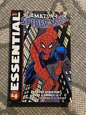 Amazing Spider-Man Essential Marvel Vol #4