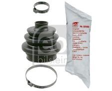 CV Joint Boot Kit fits FORD GRANADA Mk1 3.0 72 to 75 EV30H C.V. Driveshaft Febi