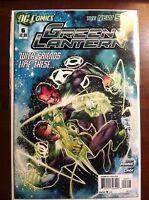 Green Lantern #6 Ivan Reis 1:25 Variant NM 1st Print DC New 52 Geoff Johns