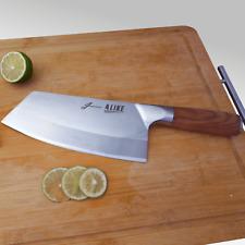 8 zoll Chinesischer Butcher Hack- Küche Messer 4cr13 Edelstahl rostfrei