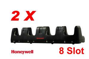 Honeywell Dolphin Barcode Scanner MDE Ladestation 99EX-NB 4-slot bay Four Cradle