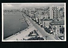 Greece THESSALONIKI Boulevard Nikis c1950s? RP PPC