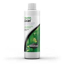 Seachem Flourish Excel 100ml 250ml 500ml Live Aquatic Plant Food CO2 Carbon