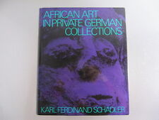 Schädler: African Art in private German Collections 1973